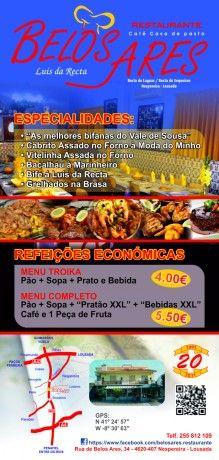 Foto 5 de Restaurante Belos Ares