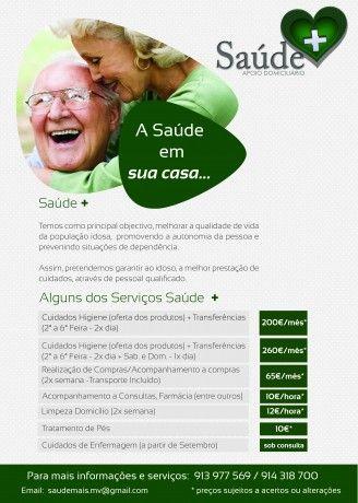 Foto 2 de Saúde+ - Apoio Domiciliário e Serviços de Saúde