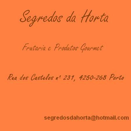 Foto 2 de Segredos Da Horta-Frutaria e Produtos Gourmet,Unipessoal Lda