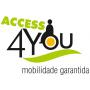 Logo Access4You - Mobilidade Garantida