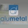 Logo Alumetal - Serralharia de Alumínio, Lda