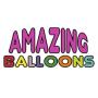 Logo Amazing Balloons - Decoração de Eventos, Lda