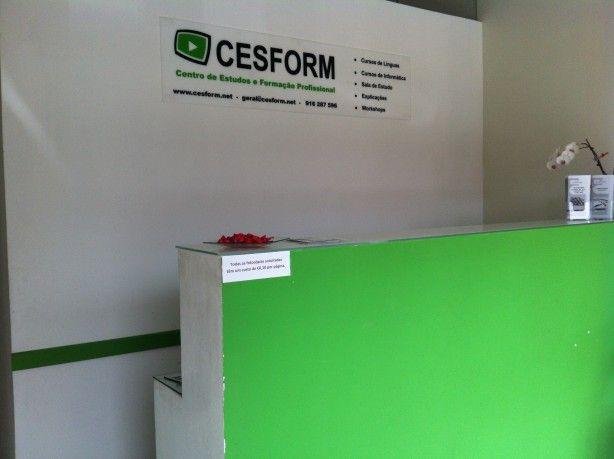 Foto 1 de CESFORM - Centro de Estudos e Formação Profissional