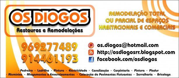 Foto de Os Diogos - Restauros e Remodelações