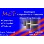 Logo MCF- Montagem, Carpintaria e Flutuante