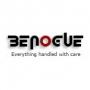 Logo Benogue - Transporte de Mercadorias, Lda