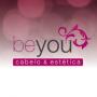 Logo Beyou - Cabelo e Estética