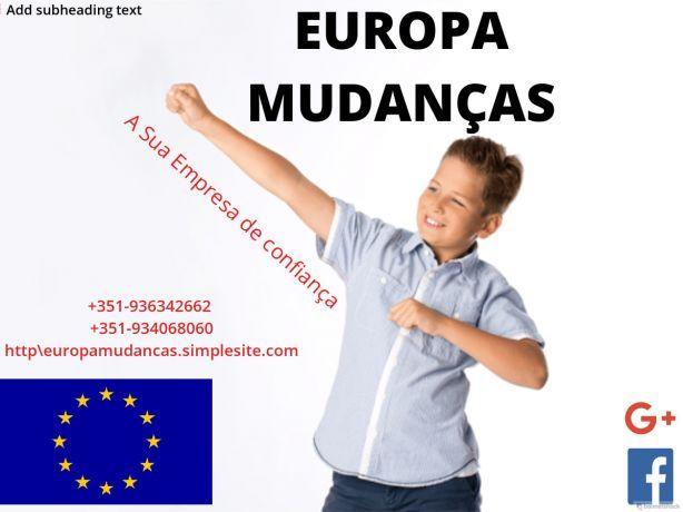 Foto de Europa Mudanças