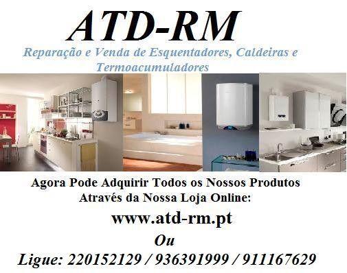 Foto 2 de ATD-RM - Esquentadores, Caldeiras e Termoacumuladores