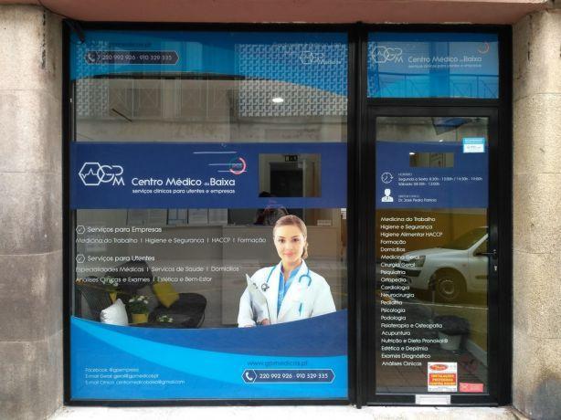Foto 1 de Gp Médicos - Gagliardini & Patrício Lda - Medicina do Trabalho e Prevenção Ocupacional