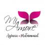 Logo MI AMORE - Agência Matrimonial