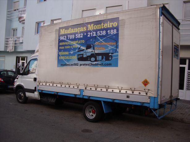 Foto 2 de Mudanças Monteiro - Alcabideche