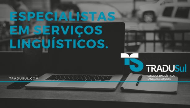 Foto 1 de Tradusul - Serviços Linguísticos