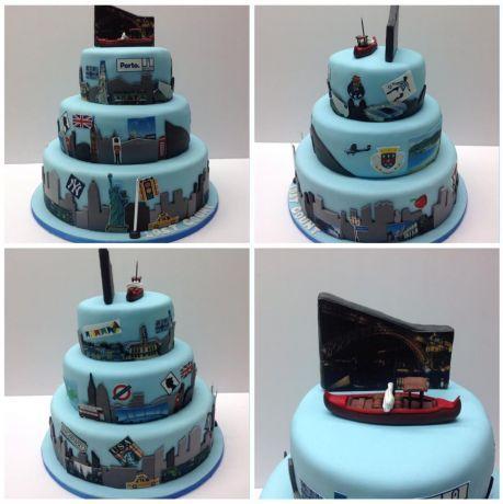 Foto 5 de Pecado dos Anjos - Cake Design
