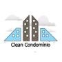 Logo Clean Condomínio- Limpeza de Condomínios