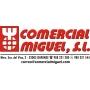 Logo Comercial Miguel, S.L.
