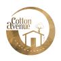 Logo Cotton Avenue - Loja Online de Têxteis para o Lar