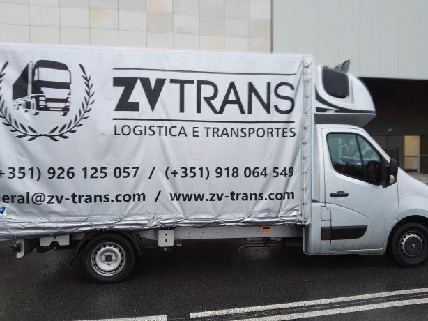 Foto 2 de Mudanças Zvtrans e Sociedade de Transportes-Serviços