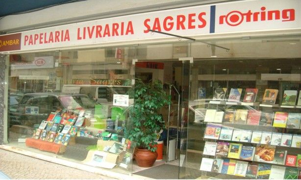 Foto 2 de Papelaria Sagres - Artigos de Papelaria e Material de Escritório