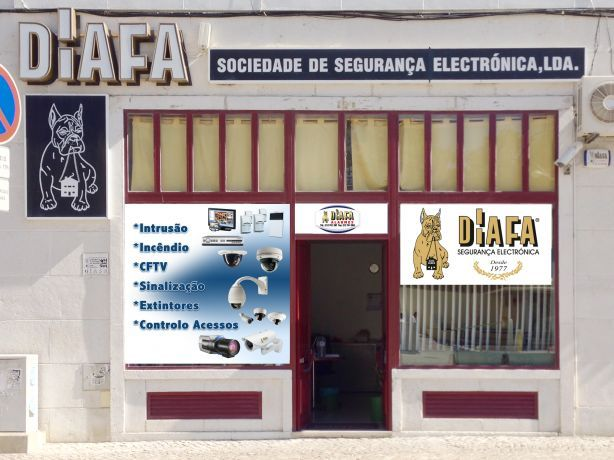 Foto de Diafa - Soc. de Segurança Electronica, Lda