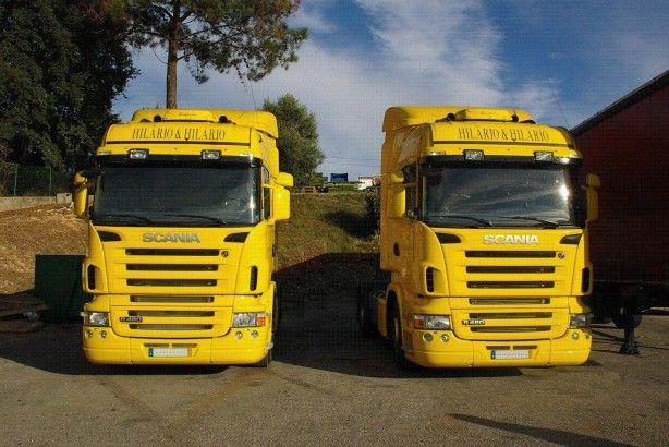Foto 1 de Hilário & Hilário - Transportes, Lda.