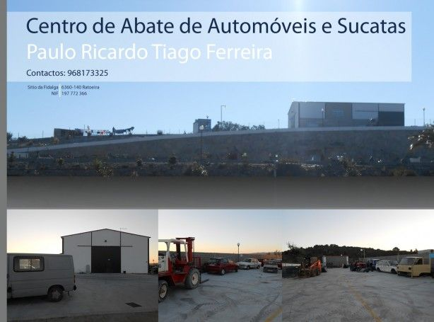 Foto de Centro de Abate Automóvel e Sucata da Ratoeira