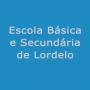 Logo Escola Básica e Secundária de Lordelo