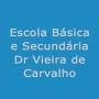 Logo Escola Básica e Secundária Dr Vieira de Carvalho