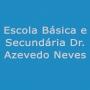 Logo Escola Básica e Secundária Dr. Azevedo Neves