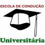 Logo Escola de Condução Universitária