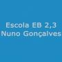 Logo Escola EB 2, 3 Nuno Gonçalves, Lisboa