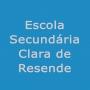 Logo Escola Básica e Secundária Clara de Resende, Porto