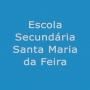 Logo Escola Secundária de Santa Maria da Feira
