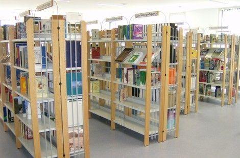 Foto 2 de ATEFLA - Mobiliario para Bibliotecas, Escritório e Arquivos