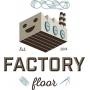 Logo Factory Floor - Roupa Infantil