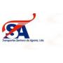 Logo TSA Mudanças, Lda