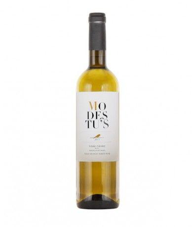 Foto 1 de Modestu's - Vinho Verde Branco (Sub-Região de Basto)