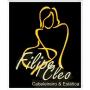 Logo Filipe e Cléo - Cabeleireiros e Estética