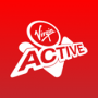 Logo Ginásio Virgin Active, Oeiras