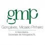 Logo Gonçalves, Micaelo Pinheiro & Associados - Sociedade de Advogados, Rl