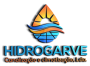 Logo Hidrogarve - Canalização e Climatização, Lda