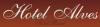 Logo Hotel Alves