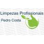Logo Limpezas Profissionais Pedro Costa