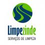 Logo Limpezinde - Serviços de Limpeza
