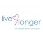 Logo Live Longer - Serviços de Apoio Domiciliário