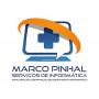 Logo Marco Pinhal - Informática