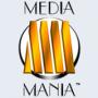 Logo Media Mania - Organização e Produção de Eventos
