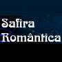 Logo Motel Safira Romântica