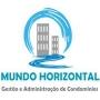 Logo Mundo Horizontal - Gestão e Administração de Condomínios, Unipessoal Lda