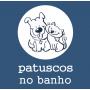Logo Patuscos no Banho